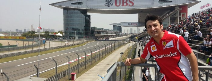 Shanghai International Circuit is one of Events To Visit....