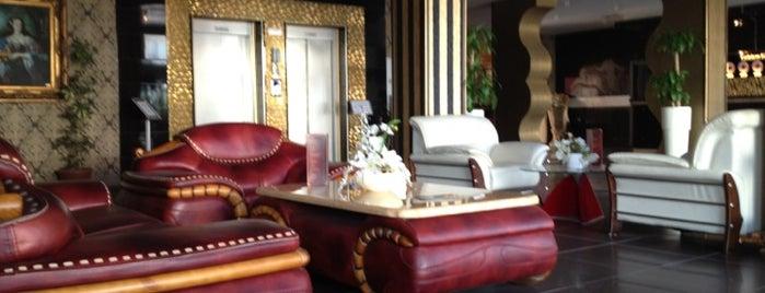 Golden King Hotel & Spa is one of Turkiye Hotels.