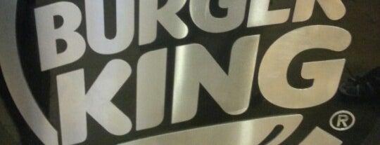 Burger King is one of Makan @ Utara #12.