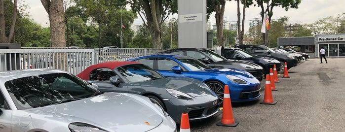 Porsche Centre Glenmarie is one of Ong's List.