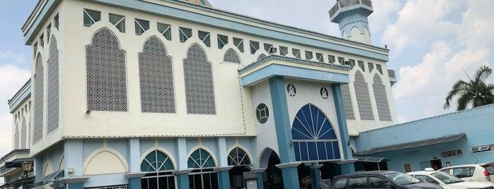 Masjid Al Zakirin is one of masjid.