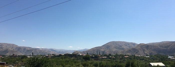 Գառնի | Garni is one of Yerevan.