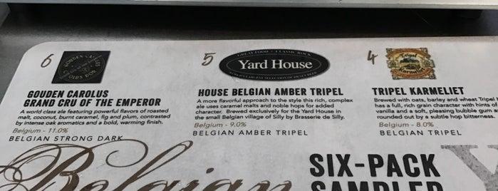 Yard House is one of San Antonio Eats.