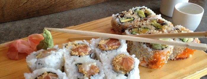 Rock-n-Sake Bar & Sushi is one of Baton Rouge Places to Eat.