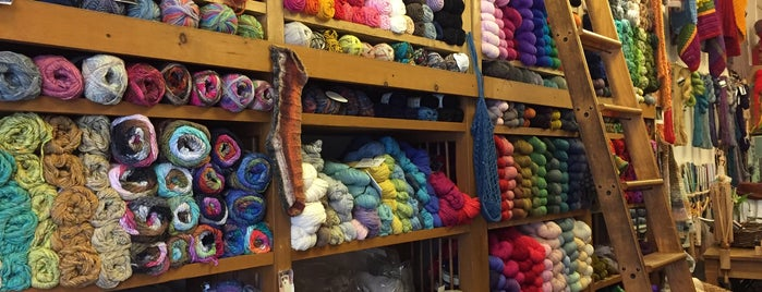 Downtown Yarns is one of NYC Shopping.