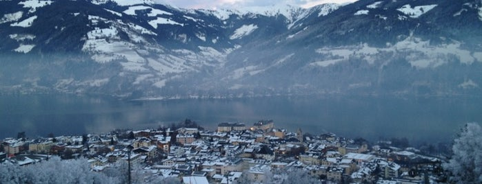 Zell am See is one of Бывал.