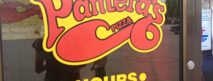 Pantera's Pizza is one of To Try.
