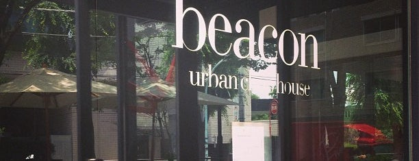 Beacon is one of Tokyo.