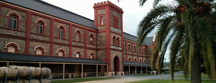 Chateau Tanunda is one of South Australia (SA).