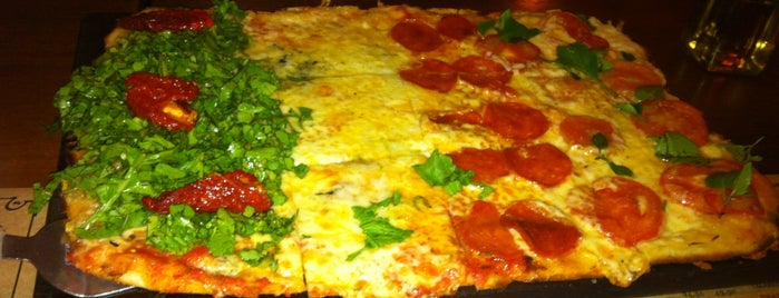 Pizza Sur Liberdade is one of Top 10 favorites places in Belo Horizonte, Brasil.