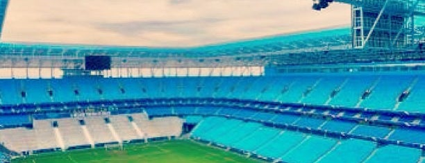 Arena do Grêmio is one of Lugares !.