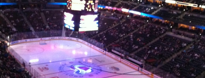 Pepsi Center is one of Venues....