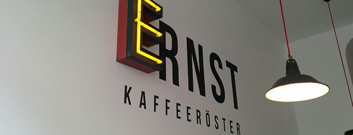 ERNST Kaffeeröster is one of boschcoffee.