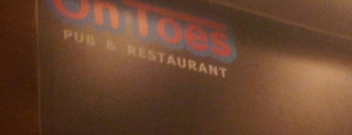 On Toes is one of The 20 best value restaurants in Mumbai.