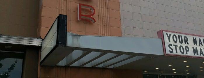 Tower Theatre is one of UT - (Salt Lake City / Park City / Layton).