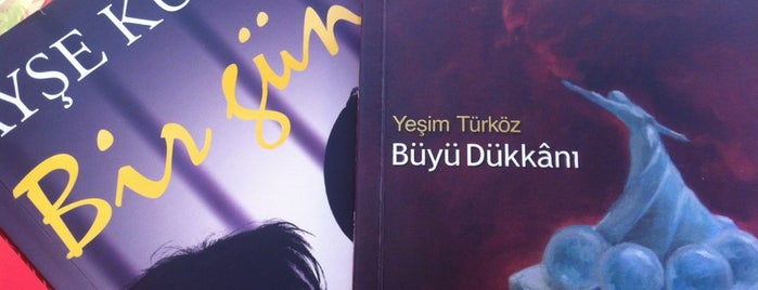 Tek Agac Eylul Kitap is one of Kuşadası ...
