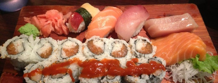 Haru Sushi is one of FOOD!.