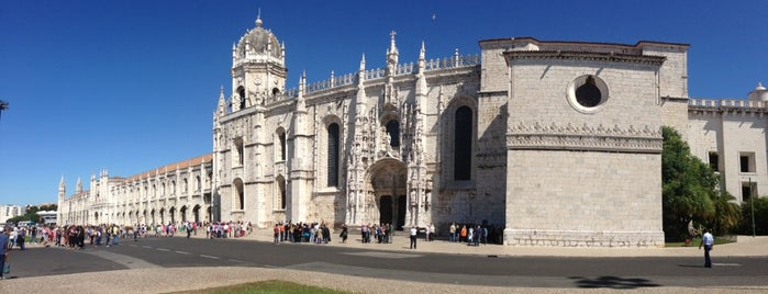 Mosteiro dos Jerónimos is one of Must do Lisboa.