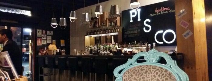 Sibaris Resto Bar is one of Peru!.