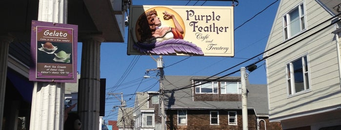 Purple Feather is one of Provincetown.