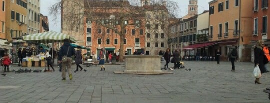 Campo Santa Margherita is one of Venezia Essentials.