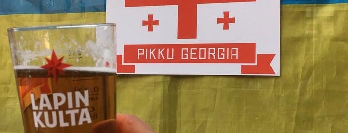 Pikku Georgia is one of HelsinkiToDo.