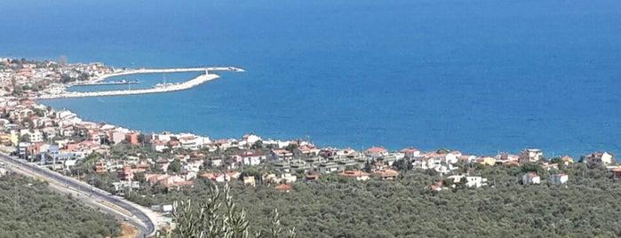 Kaz Dağları Manzara is one of Ege Akdeniz hevesi.