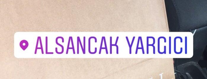 Yargıcı is one of Izmir.