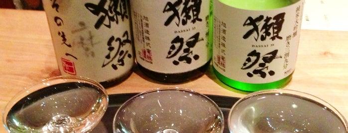 Dassai Bar 23 is one of lieu a Tokyo 2.
