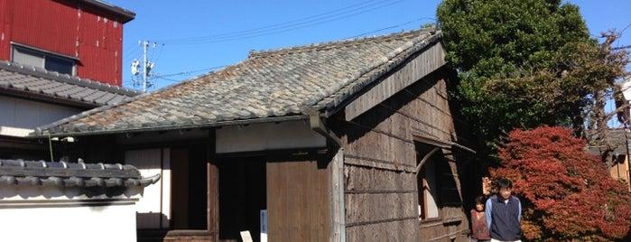 本居宣長旧宅跡 is one of 中世・近世の史跡.
