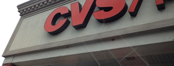 CVS/Pharmacy is one of Places I have gone.