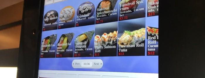 Hikari Sushi is one of SF: To Eat.