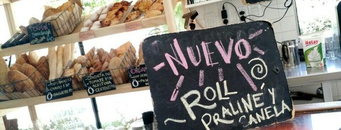 BRÖD Panadería is one of Mendoza.