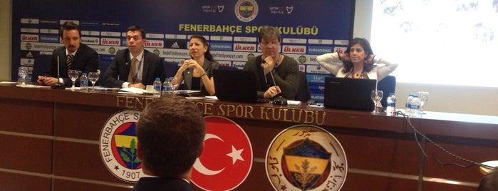 Basın Toplantısı Odası is one of İstanblue.