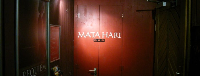 Mata Hari Bar is one of Nuremberg's favourite places.