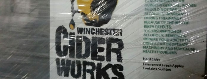 Winchester Ciderworks is one of Drink!.