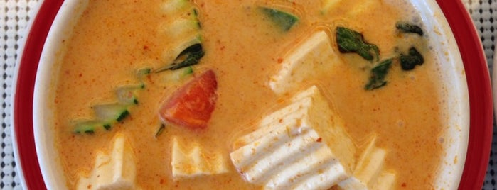 Bhan Baitong Thai Cuisine is one of Favorite Spots in OC.