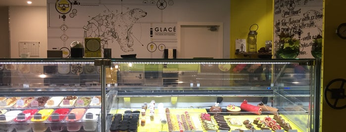 Glacé is one of MEL.