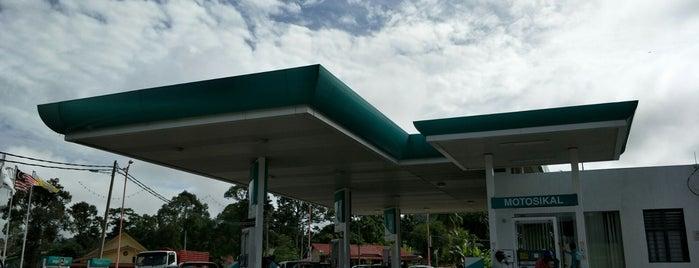 Petronas Pengkalan Hulu is one of All-time favorites in Malaysia.