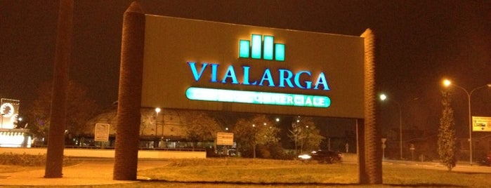 Centro Commerciale Vialarga is one of 4G Retail.