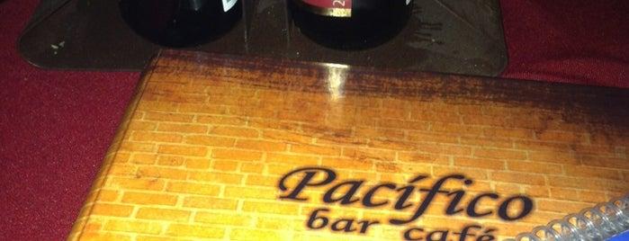 Pacífico Bar café is one of Ir a dois.