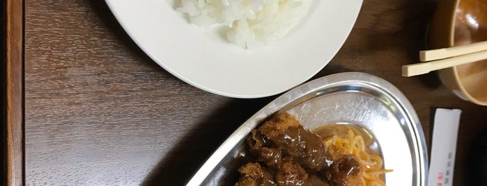 洋食の赤ちゃん 国体道路店 is one of 神戸で食べる.