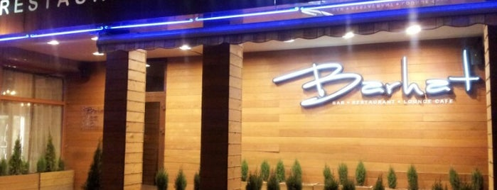 Barhat Restaurant & Bar is one of Club, restaurant, cafe, pizzeria, bar, pub, sushi.