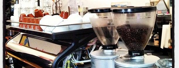 Five Elephant is one of #ThirdWaveWichteln Coffee Places.