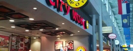 City Wok is one of Food.