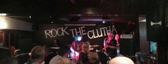Clutha Bar is one of Glasgow.