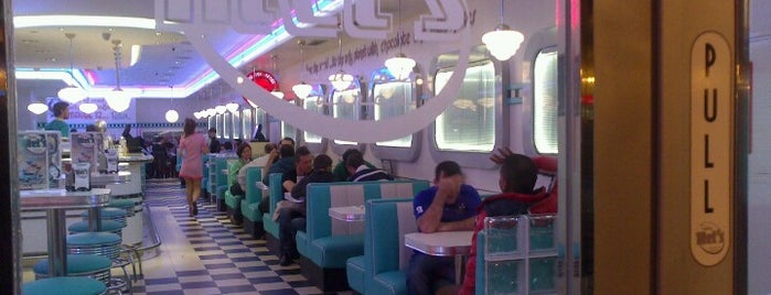 Tommy Mel's is one of Valencia.