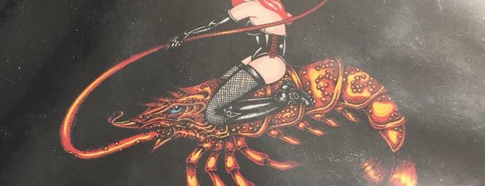 The Mermaid is one of Oldest Los Angeles Restaurants Part 1.