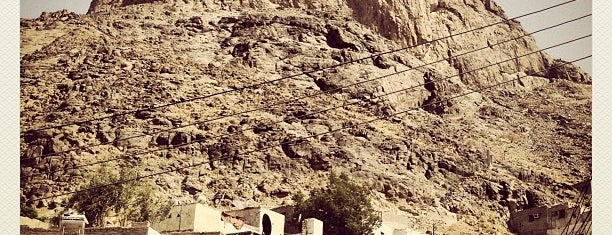 Al Nur Mountain - Hira Cave is one of boggle.