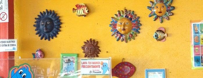 El Pescadito is one of HMO-Lunch.